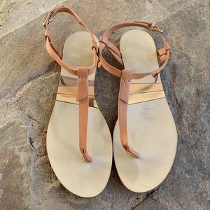 Aldo sandals size 8